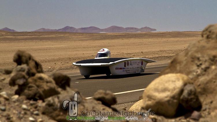 Arranca la IV Carrera Solar de Atacama
