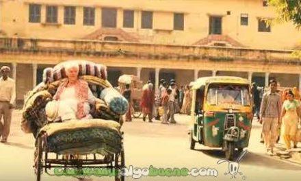 El exótico Hotel Marigold