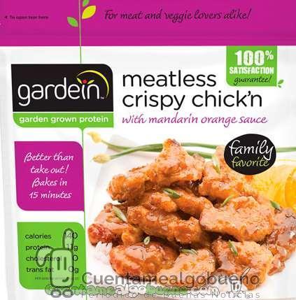 Las alternativas a la carne ganan terreno