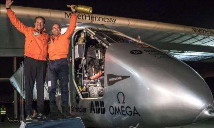 Nuevos éxitos del 'Solar Impulse II'