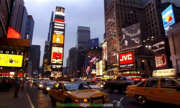 Vídeo en HD de Nueva York en 1993