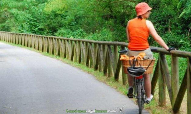 Persiguiendo a El Cid en bicicleta