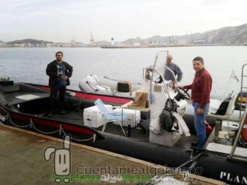 Comunicaciones ultrasónicas submarinas