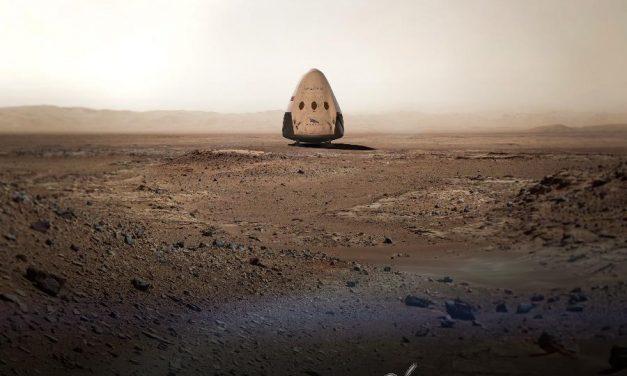 La nave Dragón de SpaceX llegaría a Marte en 2018