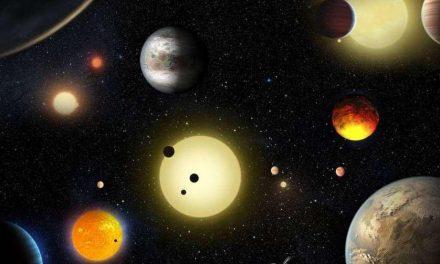 Nueve exoplanetas que podrían albergar vida