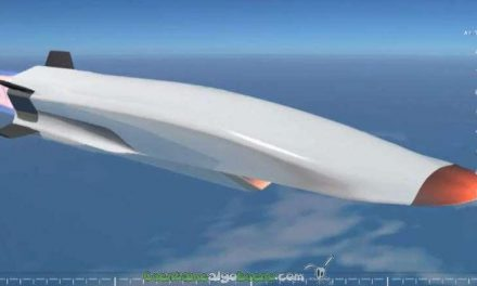 Cohete hipersónico HiFire 5B