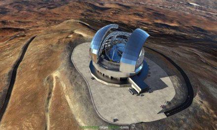 El mayor telescopio terrestre del mundo