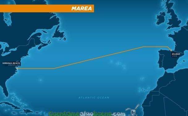 Bilbao se conectará con Estados Unidos con un megacable submarino de fibra óptica