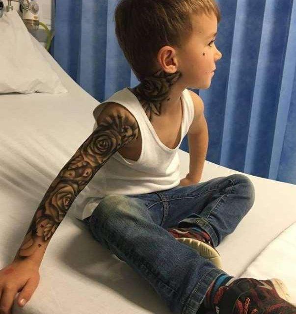 Tatuajes para la alegría y el optimismo