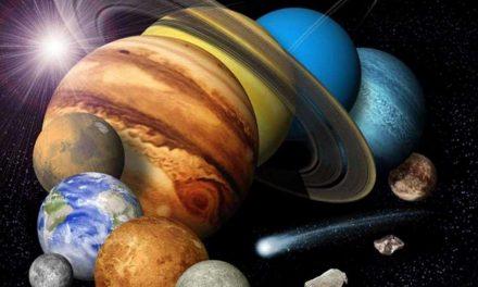 Marte y la Tierra se aproximan