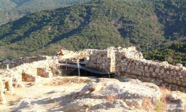 La tumba de Aristóteles