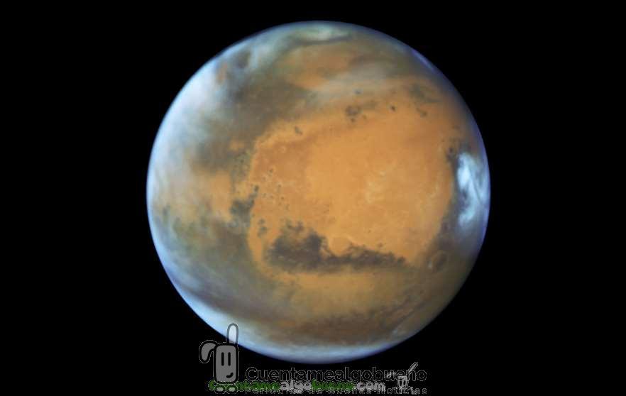 Espectaculares fotografías de Marte a la menor distancia de la Tierra