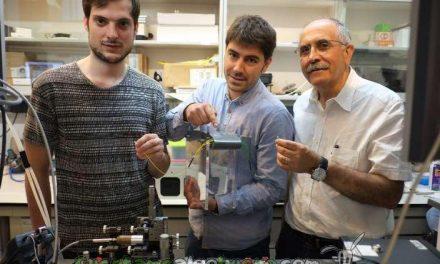 Desarrollan un sensor óptico que detecta contaminantes en el agua