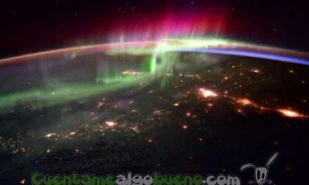 Espectaculares imágenes de la Tierra desde el espacio