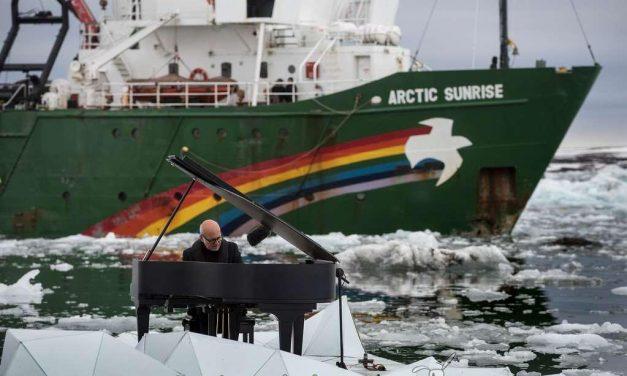 Un pianista en el Ártico