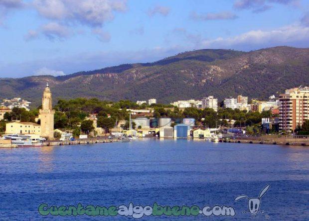 Vista de Palma. Fotografía de bellevue21.