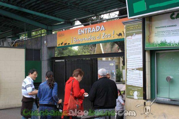 La esclavitud animal deja de ser un negocio en Buenos Aires y el zoo cerrará por su baja afluencia de público. Foto de Joseph Brent.
