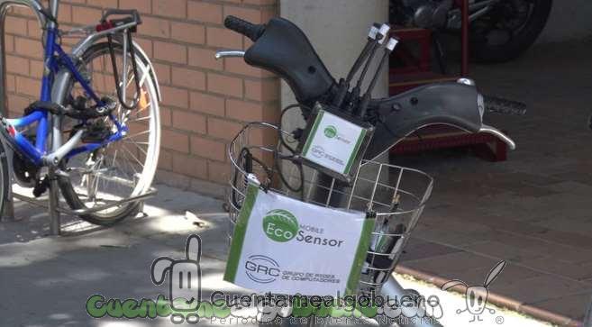 EcoSensor, para conocer la calidad del aire urbano