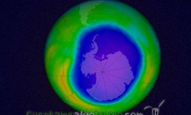 ¡La Tierra empieza a recuperar la capa de ozono!