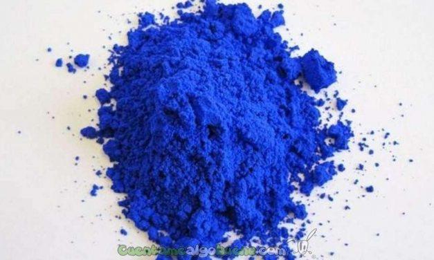 Nueva tonalidad de azul