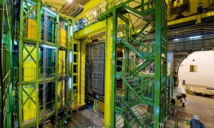 Descubren nuevas partículas en el LHC