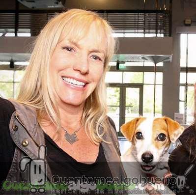 Doree Sitterly con Twinkie, el nuevo ganador.