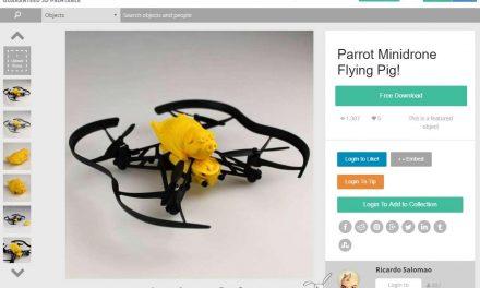 Catálogo gratuito de diseños para impresoras 3D