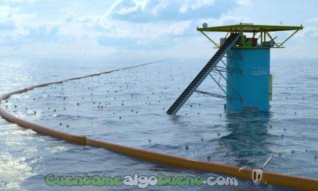 The Ocean Cleanup: ¡Misión limpiar los océanos!