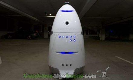 Crean un robot de seguridad para vigilancia