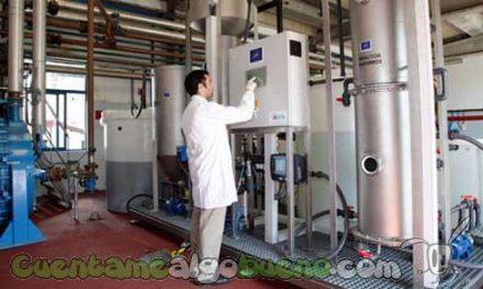 Inauguran una depuradora que produce más energía de la que gasta