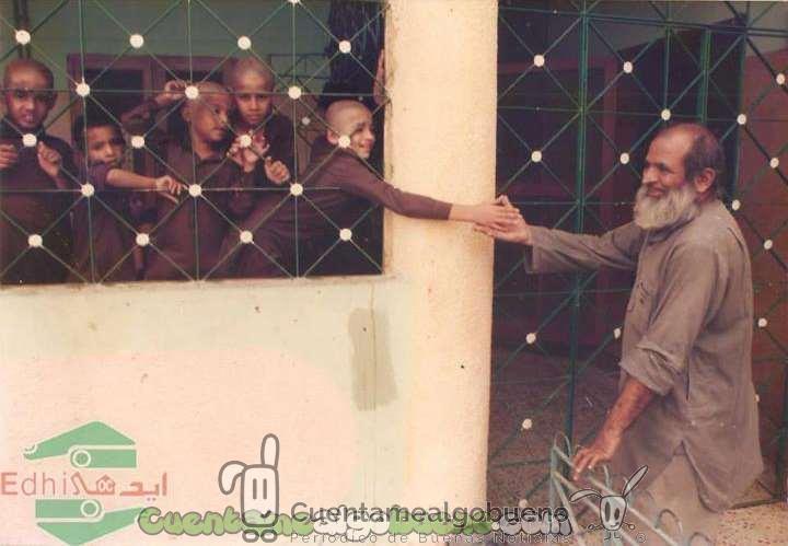 Abdul Sattar Edhi: una vida dedicada a ayudar a los demás.