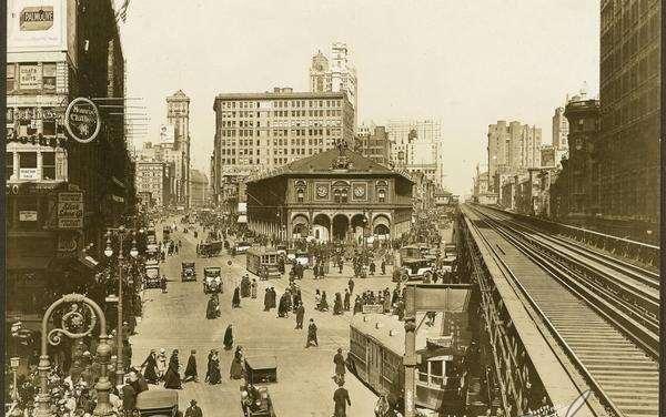 Recrean un Google Maps del New York del siglo XIX