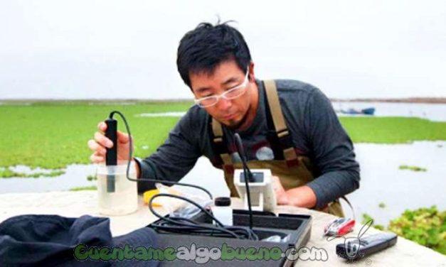 El científico que se ha propuesto salvar el lago Titicaca con nanotecnología