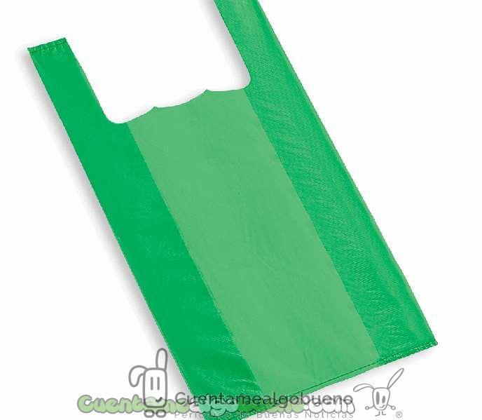 Nuevo plástico para bolsas biodegradables