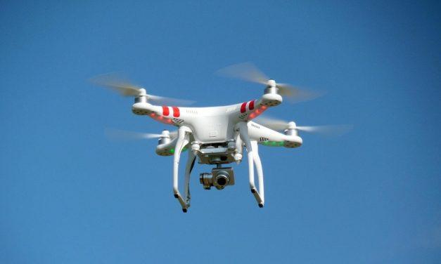 Patentan un aparcamiento callejero para drones