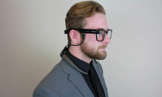 Inventan unas gafas que permiten grabar y hacer fotografías
