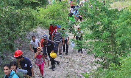 IV Caminata Ecológica Cerro El Mácaro en Venezuela