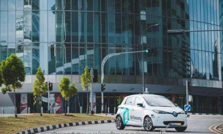 Ya hay fecha para el uso de taxis sin conductor: 2018