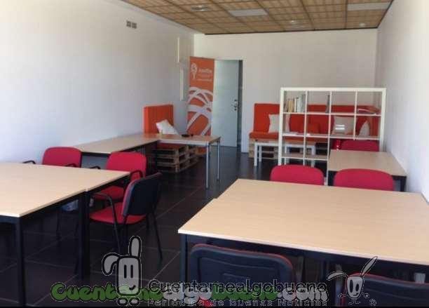 Crean un coworking para emprendedores en Algeciras