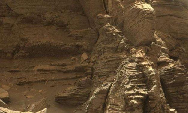 Nuevas y nítidas fotos de Marte tomadas por Curiosity