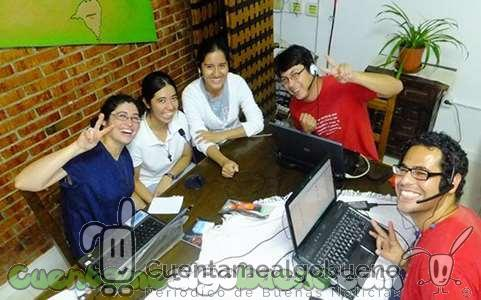 Cuentamealgobueno colaborará con el programa de Radio EN POSITIVO de EEUU