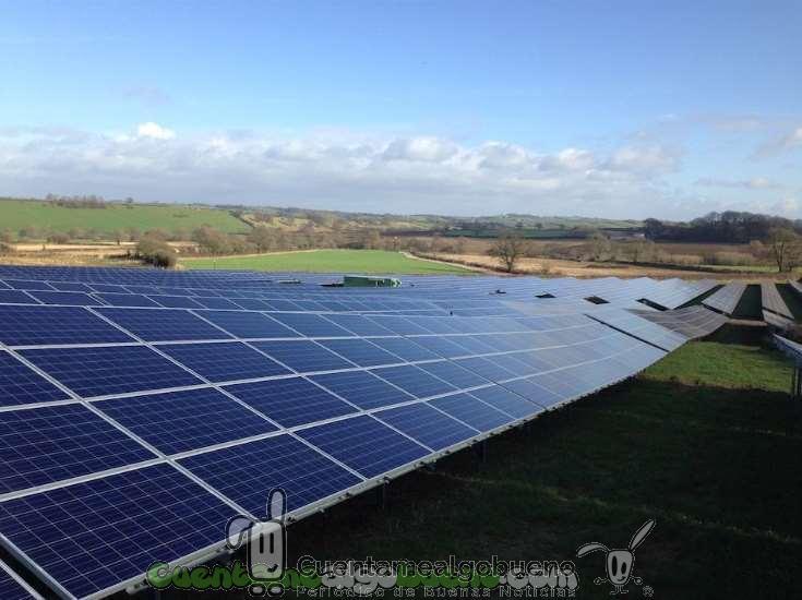 Inglaterra contará con nueva planta fotovoltaica de 5 MW de potencia