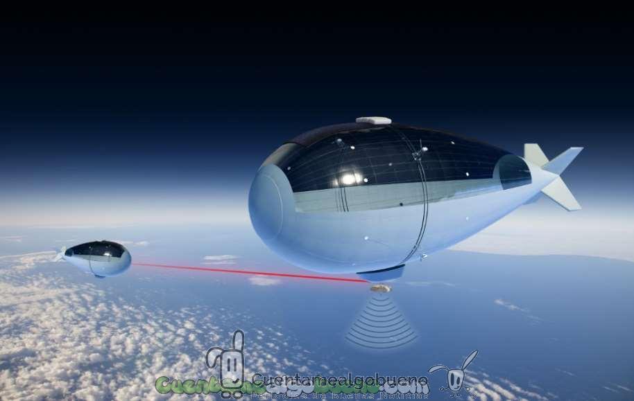 Proyecto Happiest: a la conquista de la estratosfera