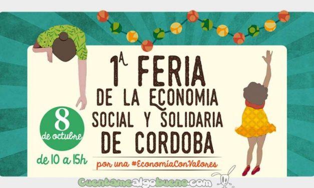 1ª Feria de la Economía Social y Solidaria en Córdoba
