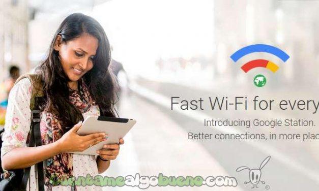 El proyecto WiFi Google Station se expande a todo el mundo