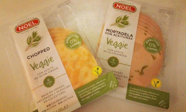 Ya están a la venta embutidos vegetarianos en Mercadona