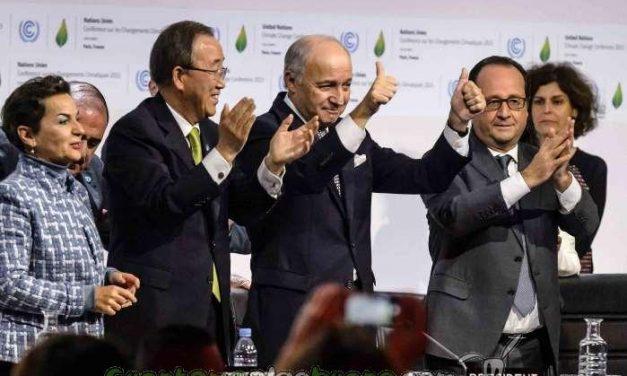4 noviembre: fecha para la entrada en vigor del Acuerdo de París