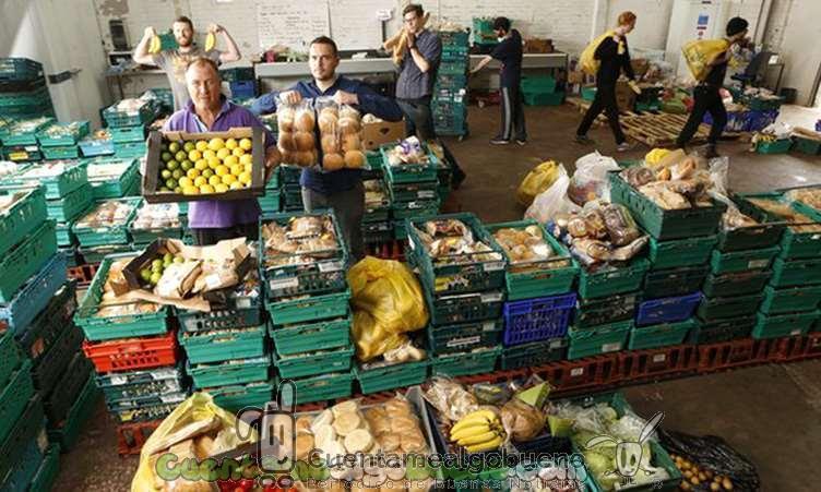 Una interesante iniciativa para evitar el desperdicio de comida