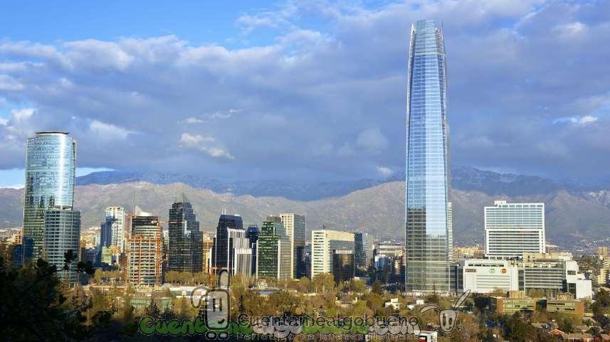 Plan multimillonario para descontaminar Santiago de Chile