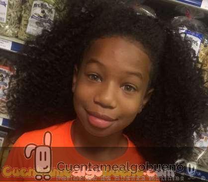 El niño de 10 años que donó su cabello para hacer tres pelucas